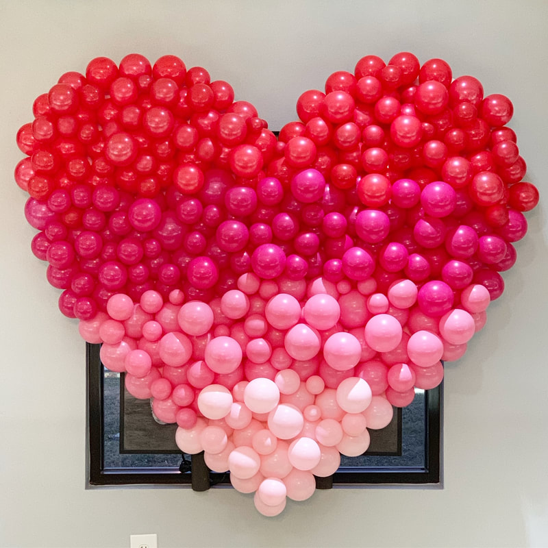 cost for balloon decorations