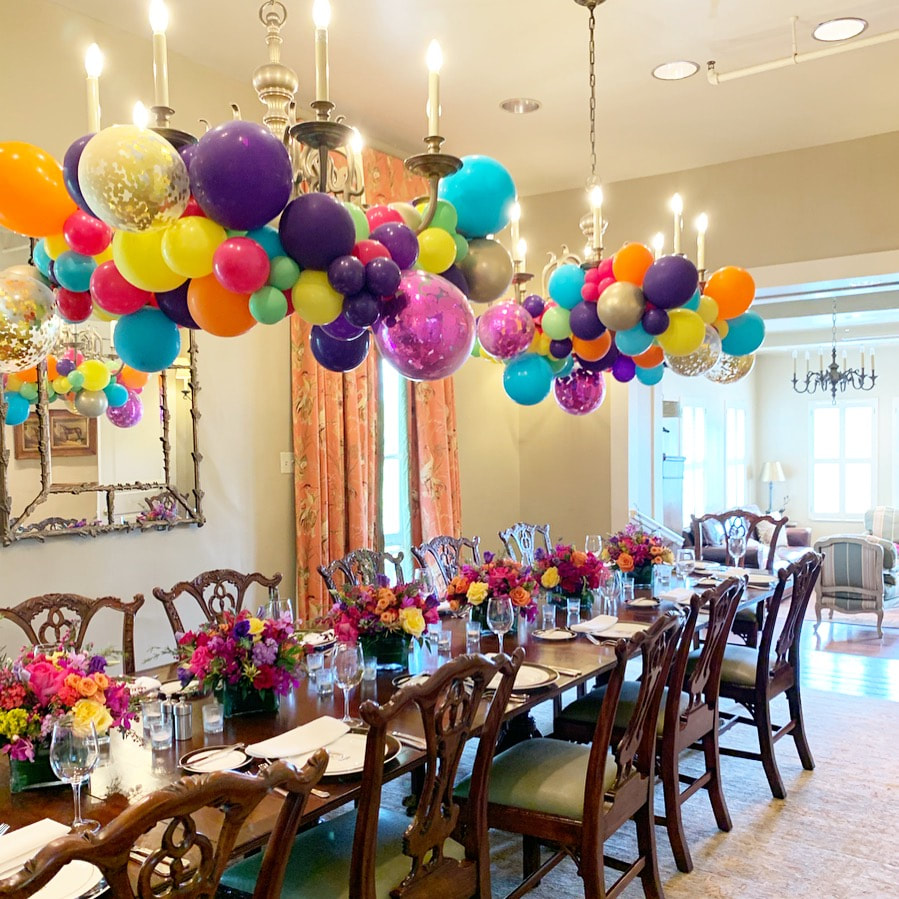 Balloon Decoration For Special Events Anniversary Balloon